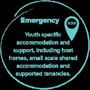 Emergency Prevention Map Logo